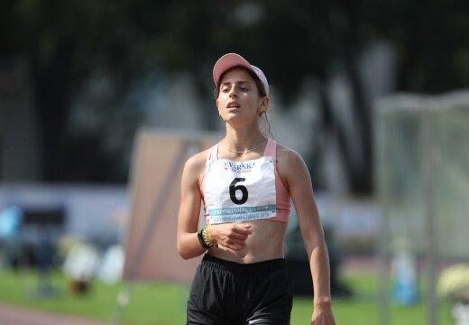 VIDEO | 16-aastane käija püstitas Eesti täiskasvanute rekordi ning jäi U20 vanuseklassi EM-il kõige napimalt medalita