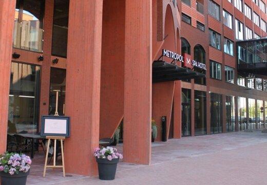 Täna 60 inimese kollektiivse koondamise avalduse esitanud hotelli juht: eelmine kriis tundub praegu õnnistus