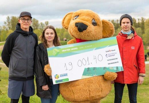 Heateo jooks kogus väikesele Olegile üle 19 000 euro