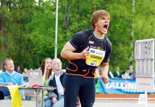 Andrus Värniku ja Magnus Kirdi medalid jõudsid spordimuuseumisse