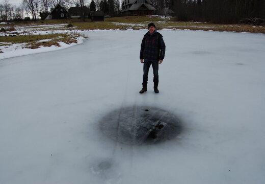 FOTO: Müstilised augud jää sees – kas Valgamaa talu külastavad tulnukad?