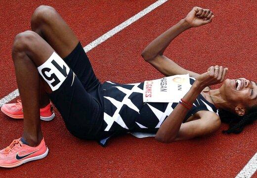 Hull reegel: jooksurekordeid ei kinnitata enne, kui naelkingad on pooleks saetud