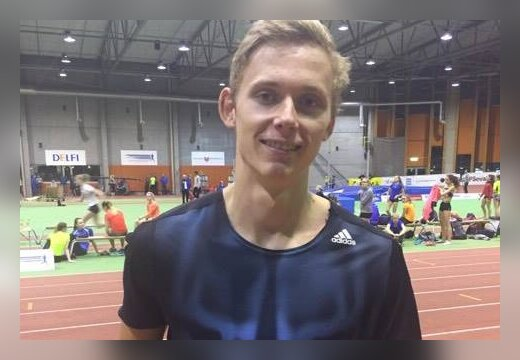 Ermi treener Holger Peel: Johannes võib 2022. aastal vabalt rünnata maailmarekordit