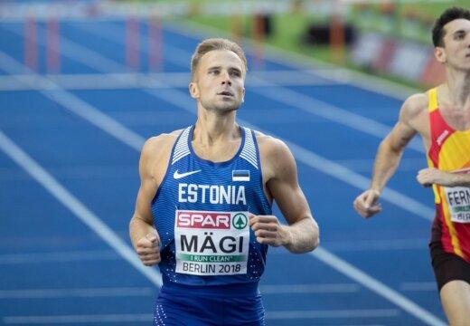 VIDEO   Rasmus Mägi tõi Eestile EM-il kindla alavõidu, aga koondist ähvardab madalamale kukkumine