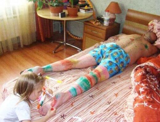 GALERII: Arvad, et lapsevanemaks olemine on meelakkumine? Vaata, mis tähendab tegelikult olla lapsevanem!