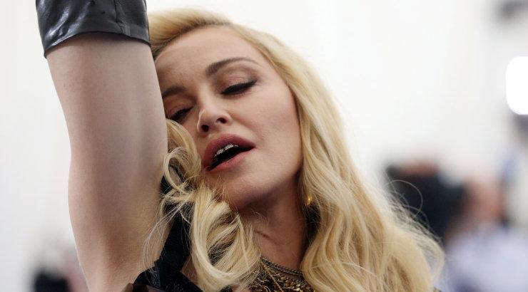 Madonna: mõtlesin presidendiks saamisele