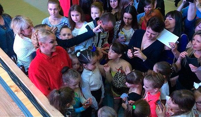 Артист Саид Багов снят сроли вспектакле сАнастасией Волочковой