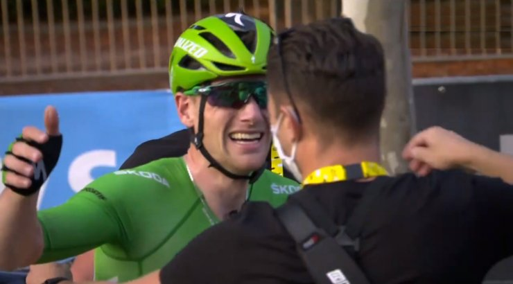 В Нидерландах стартовала велогонка Tour de France
