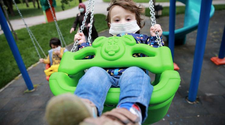 В ВОЗ допустили связь воспалительного синдрома Кавасаки с коронавирусом у детей