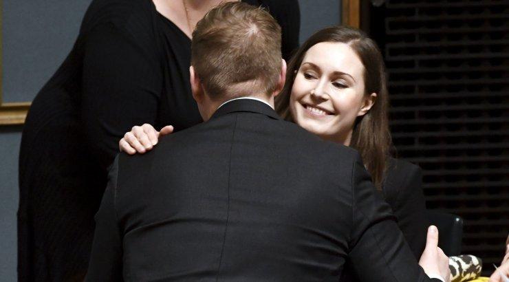 Soome parlament valis Sanna Marini uueks peaministriks