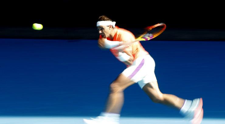 Rafael Nadal sammus veerandfinaali, venelased tegid ajalugu