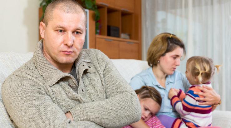 Oma naises pettunud meesterahvas: ma ei soovita sellist elu mitte kellegile. See on põrgu, mitte elu!
