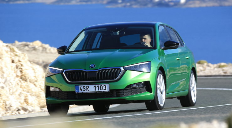 PROOVISÕIT | Škoda Scala panustab ruumikusele