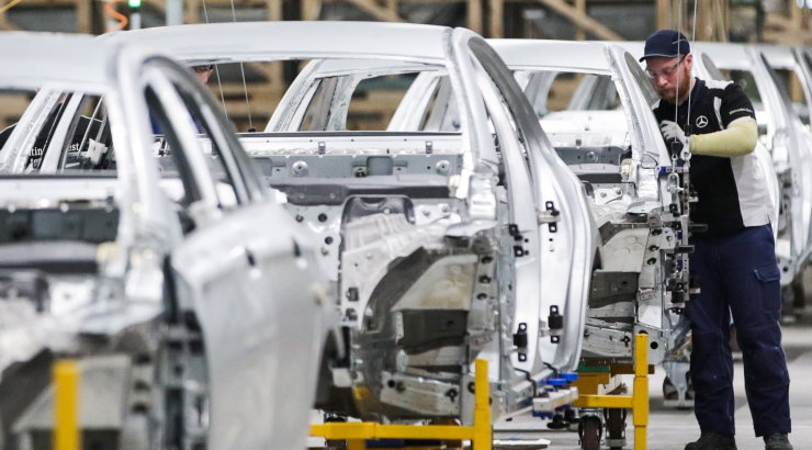 Soomet panevad muretsema Saksamaa majandusraskused, sest ollakse samas paadis