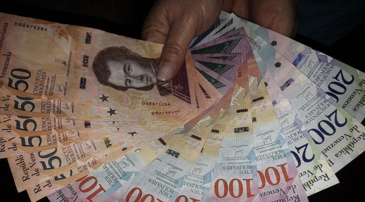 Prognoos: maailma kõige viletsama majanduse inflatsioon tõuseb tänavu kaheksa miljoni protsendini