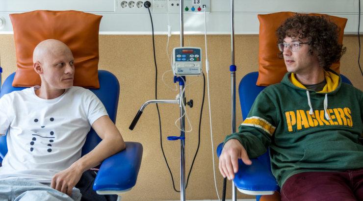 """Uus Eesti komöödia """"Ühemeheshow"""" korraldab movembri raames suure heategevusliku oksjoni, et toetada võitlust vähi vastu"""