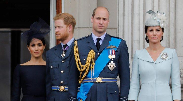 Tüli tagamaad teada: Kate Middleton ja prints William polnud Meghan Markle'iga enne pulmi korralikult tutvudagi jõudnud