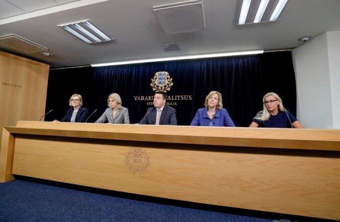 Valitsuse pressikonverents 30.03.2017