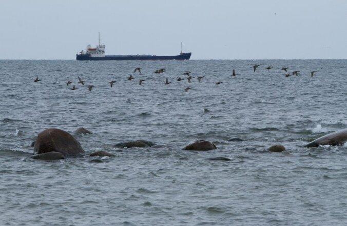 Läänemere põhjas on tohutu mürgivaru, mille ülestõstmine on võimatu