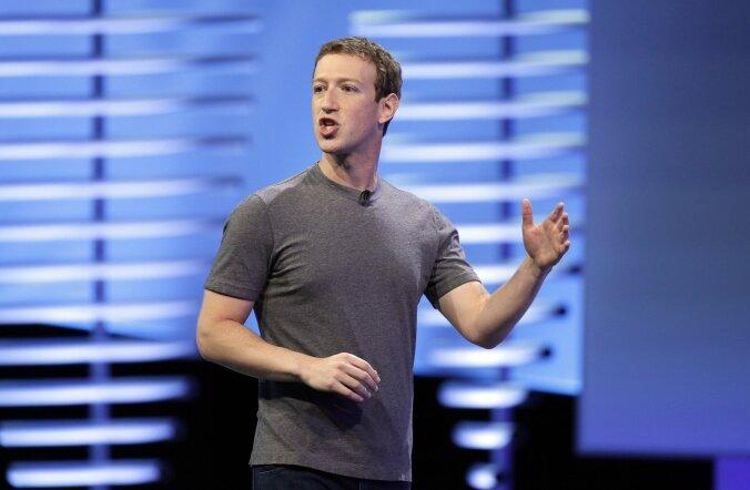 Kuidas palun? Mark Zuckerberg avaldas 5700 sõna Facebooki tuleviku kohta, aga raskeks läheb lõpuni lugeda