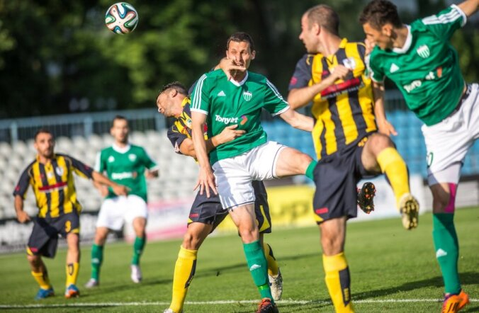 FC Levadia vs SP La Fiorita
