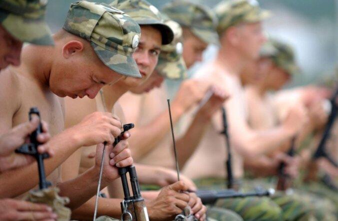 Kas vägijook alistab sõduri?