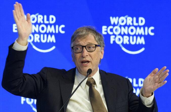Bill ja Melinda Gatesi fond olukorrast maailmas: inimkonna käsi pole kunagi nii hästi käinud kui praegu