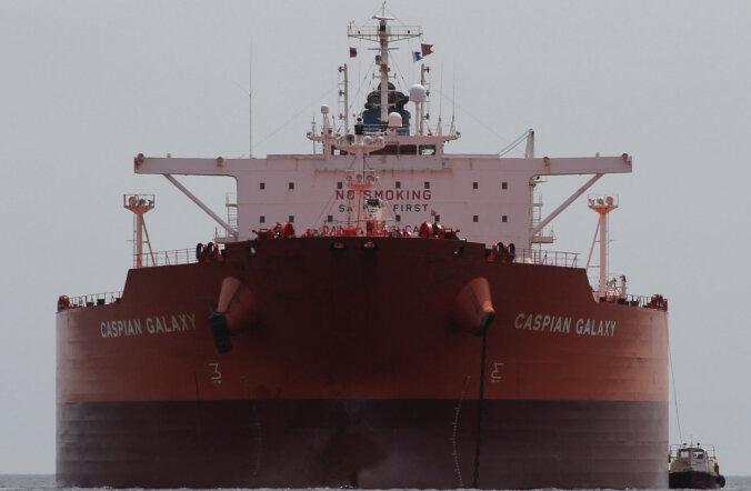 Venezuela tankerid on nii räpased, et maailmamerele neid ei oodata