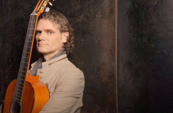 В Таллинн приезжает Джесси Кук — один из лучших гитаристов в мире