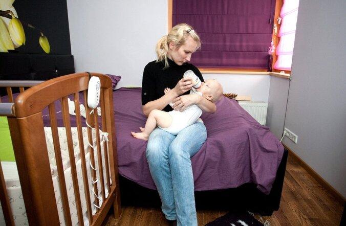 Briti teadlased: imikute valmistoitudes napib mikromineraale