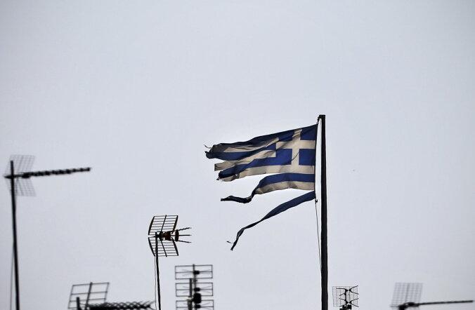 Kreeka võlakiri lehvib taas tõmbetuultes