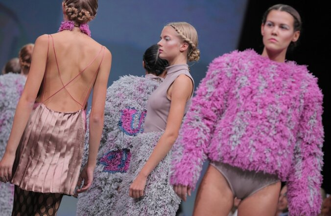 Таллиннская неделя моды 2016: Блестящий камуфляж и главный укол года