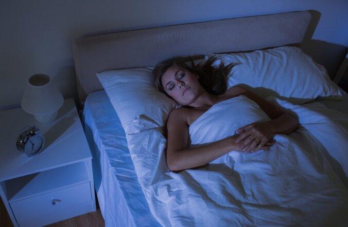 Недостаток сна приводит к гипертонии