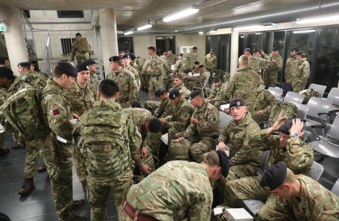 Британский сержант в Эстонии — о российской тактике: нас очень хорошо проинструктировали