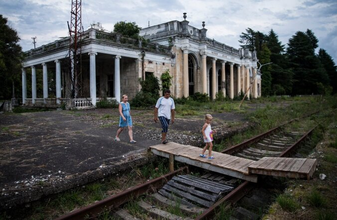 Осколки. Как живет непризнанная 24 года Абхазия
