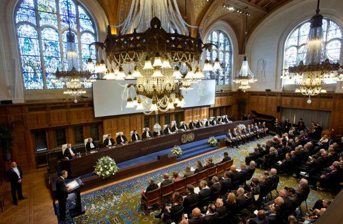 Украина против России: конфликт дошел до высшего суда ООН