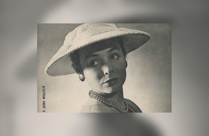 1958. aastal hakkas ilmuma moeajakiri Siluett. Just 1950-ndate lõpus algas meie moeajaloo uus märkimisväärne periood.