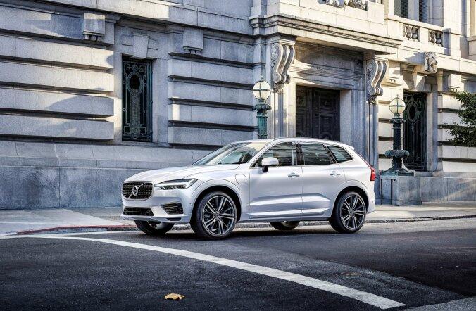 Selline ta siis on, Volvo kauaoodatud XC60, mida Genfis näha saab