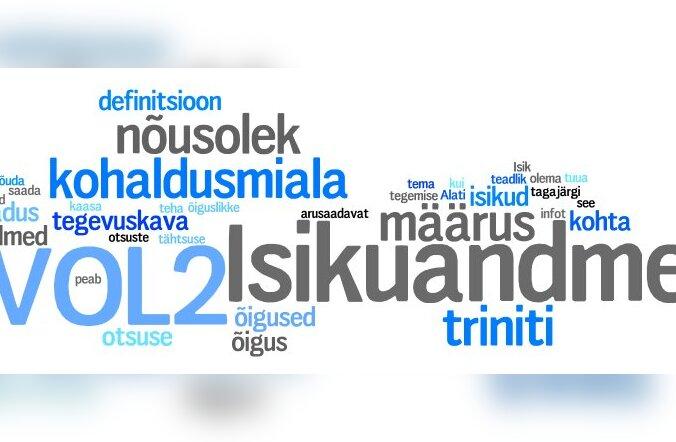 Andmekaitsemääruse jõustumiseelsete tegevuste TOP 10: uus andmekaitsemäärus ei tunne riigipiire