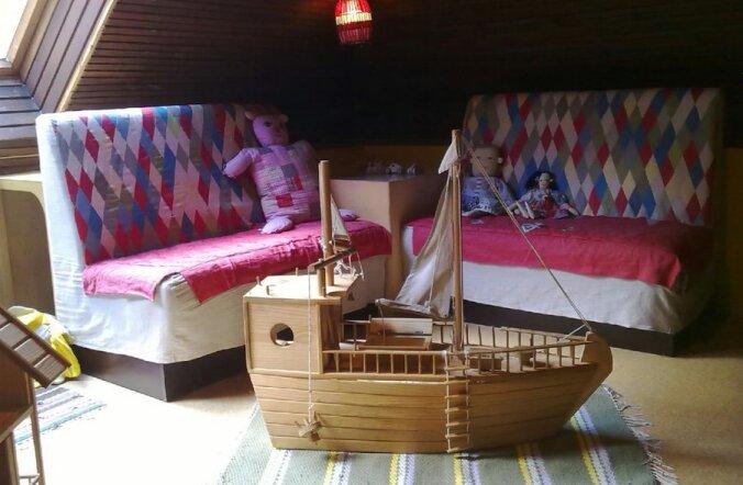 FOTOD: Teistmoodi kohvik vanalinnas - istu nagu teises maailmas!