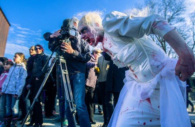 FOTOD: HÕFF pani eile Haapsalus vere tarretuma!