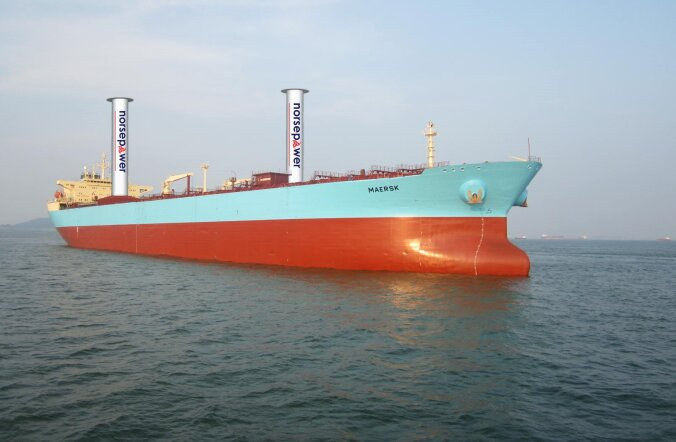 Meresõit nagu muiste: suured laevad võivad peatselt hakata laineid kündma tuulest tõugatuna