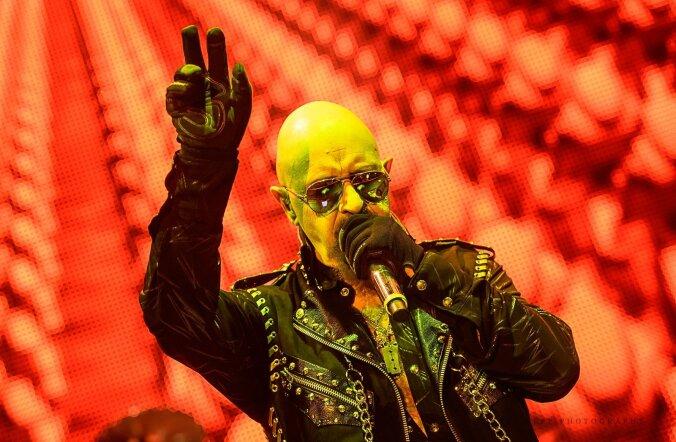 Judas Priest Saku Suurhallis