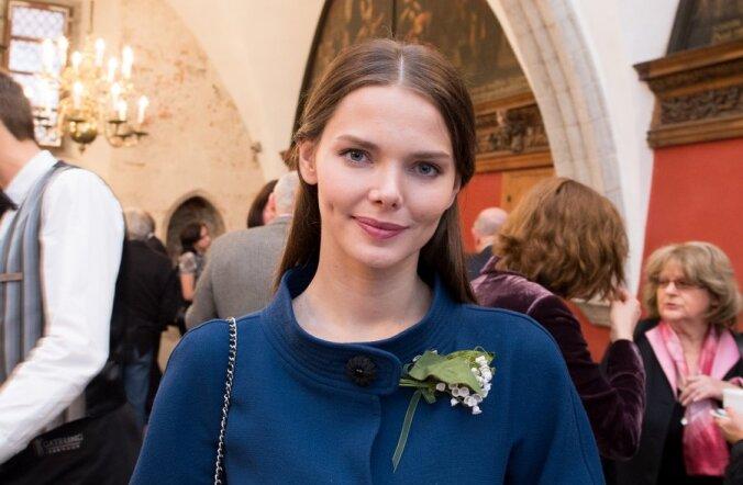 ВИДЕО DELFI: Елизавета Боярская рассказала, как она развлекается в Таллинне