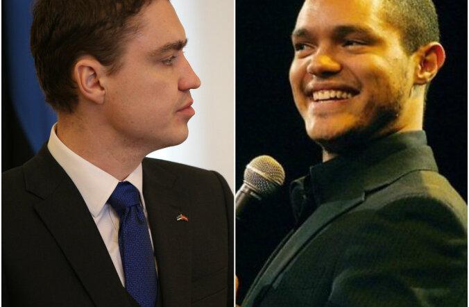 """Taavi Rõivas kutsuti kuulsa USA jutusaate """"The Daily Show"""" külaliseks"""