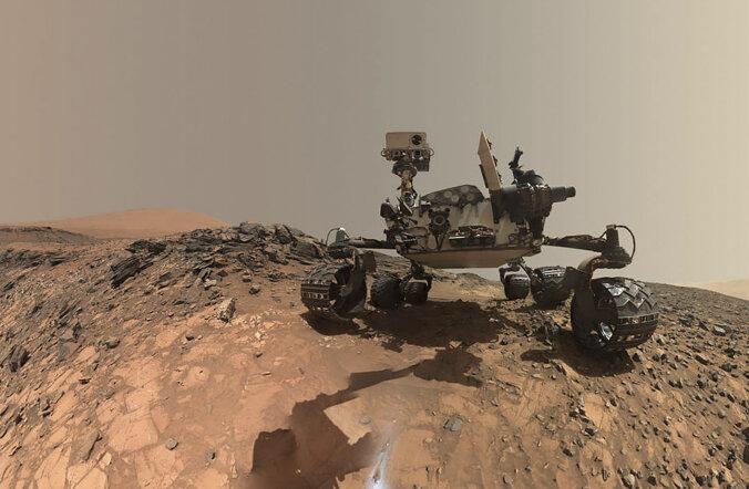 Curiosity leidis Marsilt esmakordselt boori, mis on otsene viide mineviku veekogudele