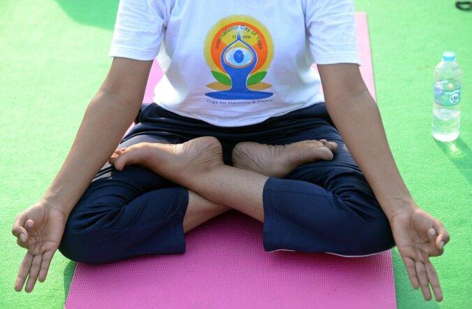 В Таллинне пройдет второй Международный день йоги