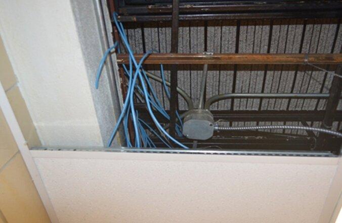 Ohio vangla kinnipeetavad ehitasid lakke kaks arvutit ja ühendasid need netti