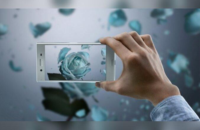 Kui palju meile kalleid Sony telefone vaja on? Sony arvab, et ikka rohkem. Saa tuttavaks: Xperia XZ Premium!
