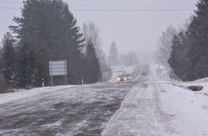 Liiklusolud Viljandimaal